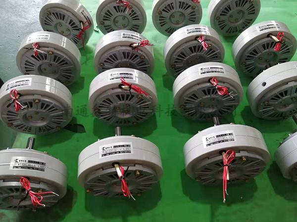 单出轴磁粉制动器