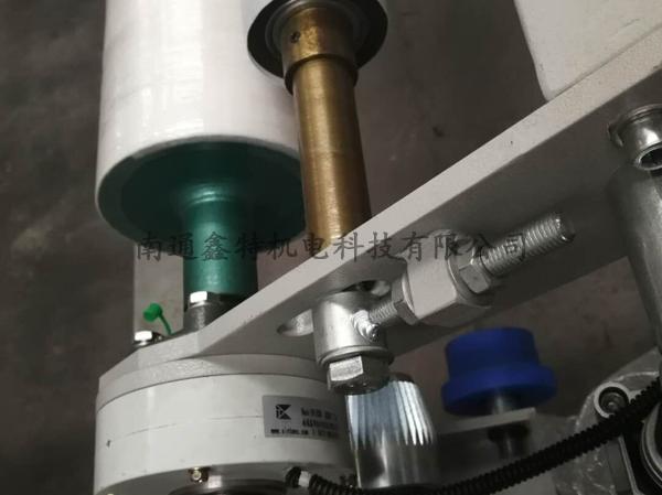 超薄空心轴磁粉制动器