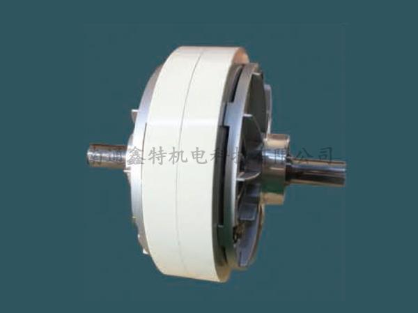 轴输出磁粉离合器