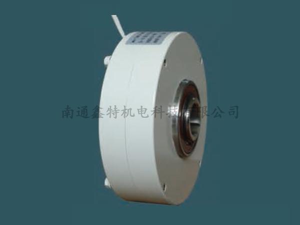 上海空心轴超薄磁粉制动器