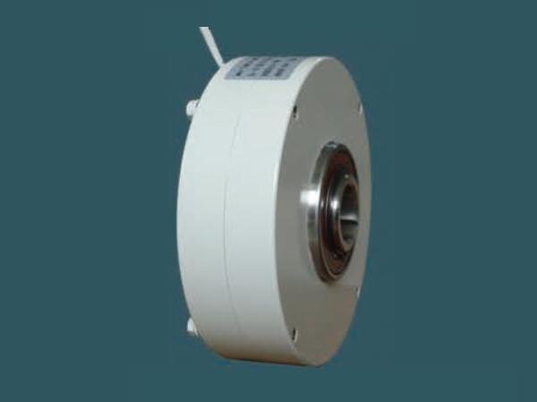 空心轴超薄磁粉制动器